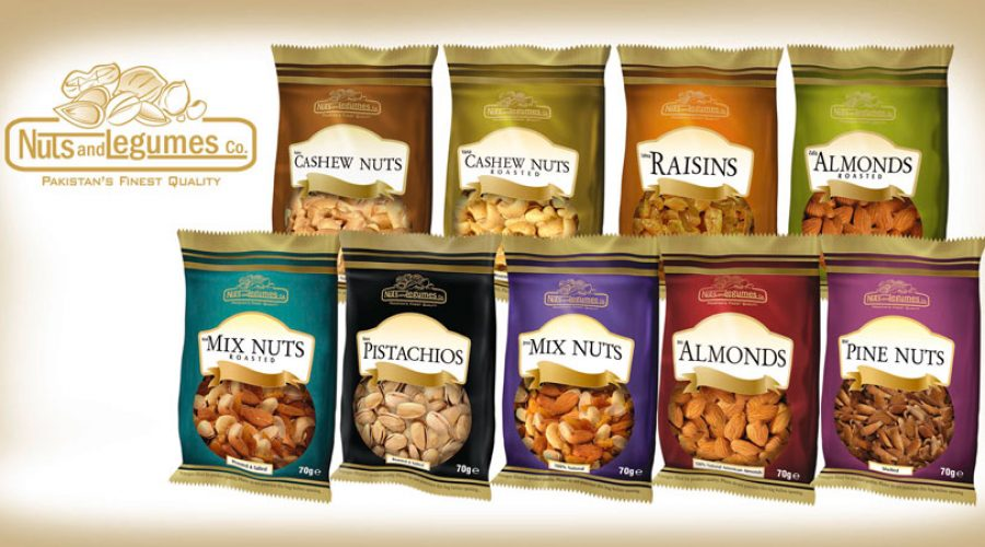 Our Brands – Nuts & Legumes